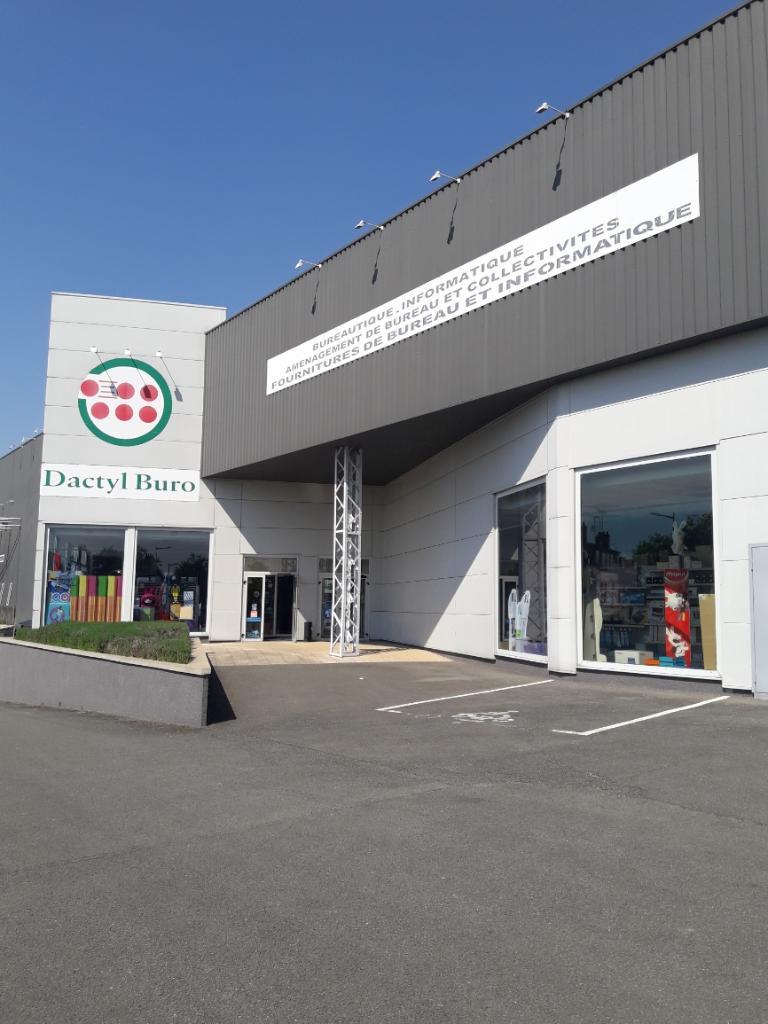 Dactyl buro office mat riel de bureau 14 bis rue andr dessaux 45400 fleury les aubrais - Dactyl buro office bourges ...