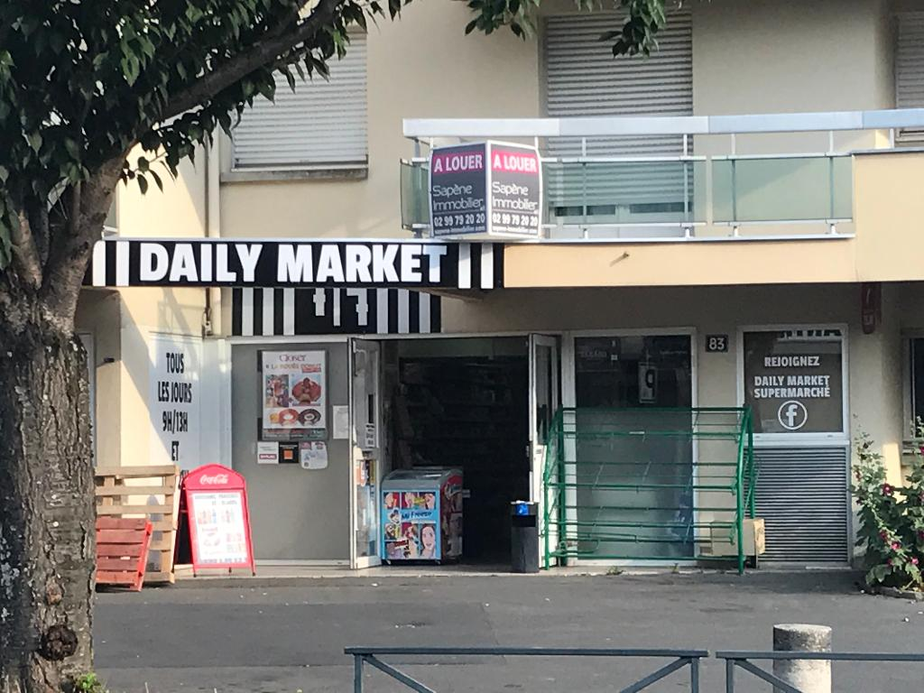 Daily market supermarch hypermarch 83 rue d 39 antrain 35000 rennes adresse horaire - Supermarche ouvert dimanche rennes ...