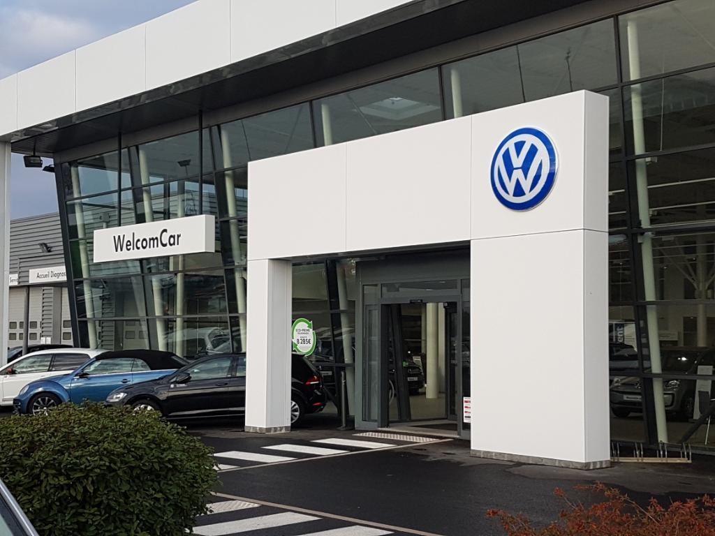 Volkswagen dalauto distributeur r parateur agr garage automobile rue balleti res 45000 - Garage volkswagen orleans ...
