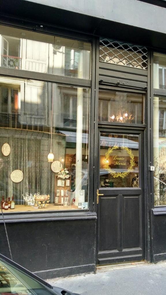 Dante maria bijouterie fantaisie 3 rue de la grange - 13 rue de la grange aux belles 75010 paris ...
