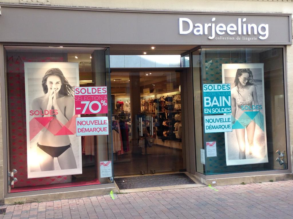 Darjeeling lingerie 71 rue de la porte dijeaux 33000 for 3 rue lafaurie de monbadon 33000 bordeaux