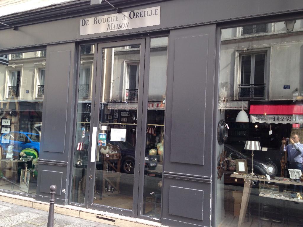 De Bouche A Oreille Magasin De D Coration 26 Rue Du Roi De Sicile