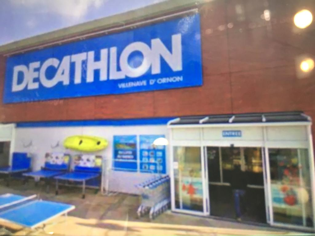 Decathlon à Bègles