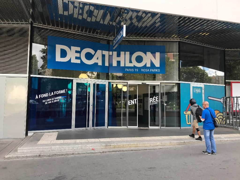 Decathlon magasin de sport 203 boulevard macdonald for Horaire decathlon provins