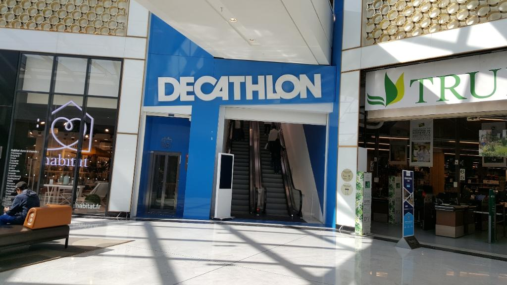 decathlon magasin de sport centre commercial parly ii 78150 le chesnay adresse horaire. Black Bedroom Furniture Sets. Home Design Ideas