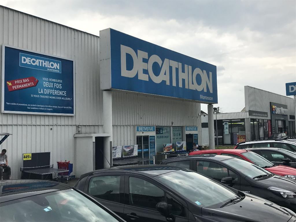Decathlon magasin de sport 257 avenue gabriel p ri for Horaire decathlon provins