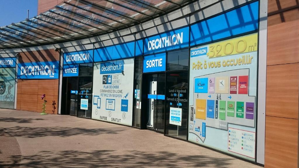 8d8e719df176d Decathlon - Magasin de sport, 3 rue de la Résistance 94320 Thiais ...