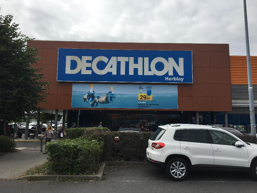 decathlon magasin de sport 12 mail copistes 95220 herblay adresse horaire. Black Bedroom Furniture Sets. Home Design Ideas