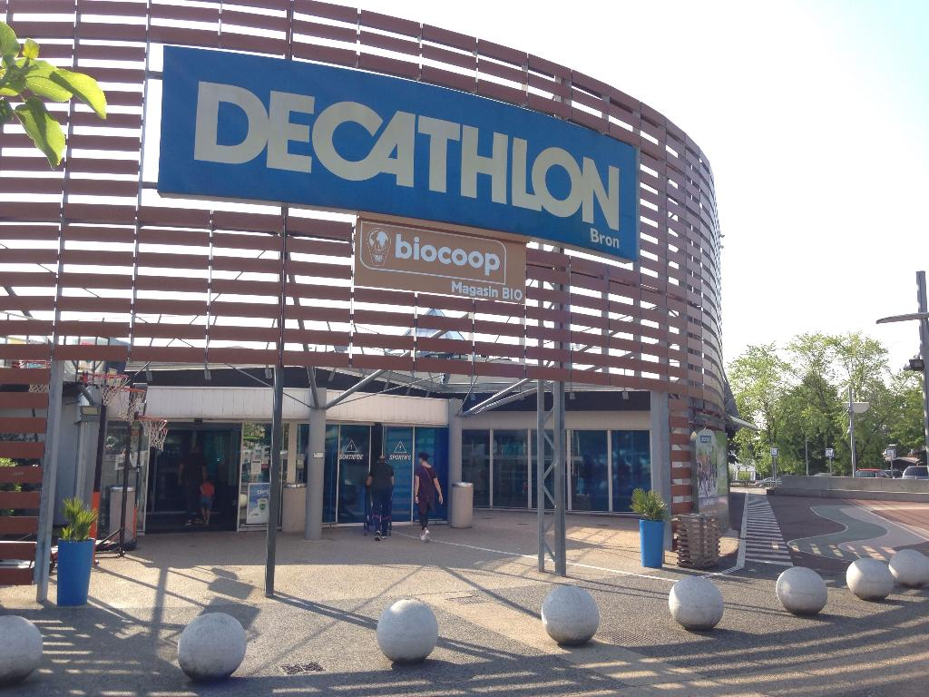 Decathlon Bron, 332 av Gén de Gaulle, 69500 Bron Magasin