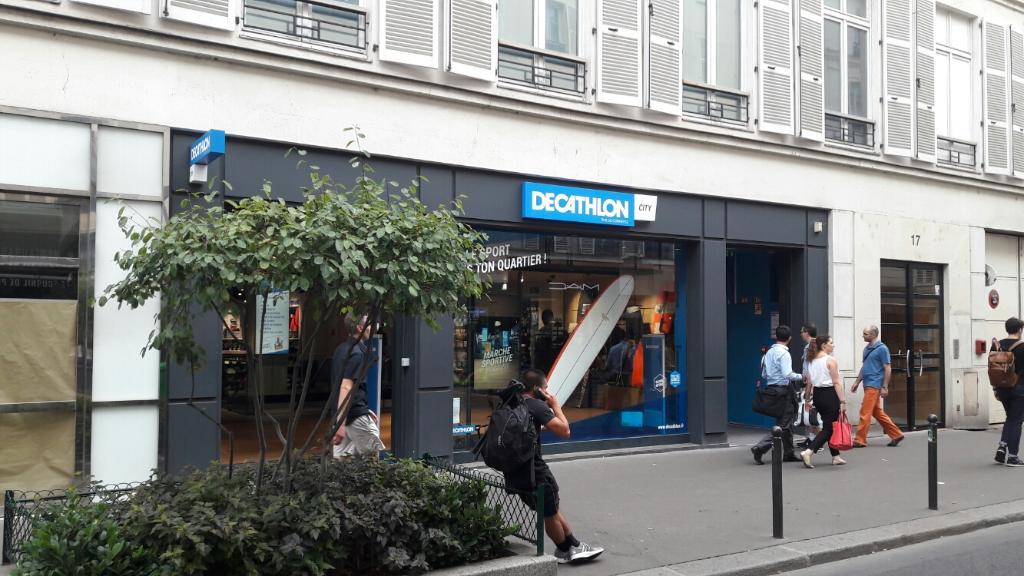 Decathlon city magasin de sport 15 rue du commerce - Rue du commerce cuisine ...