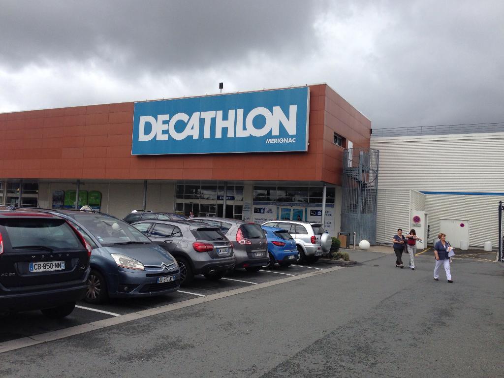decathlon m rignac magasin de sport 5 rue hipparque 33700 m rignac adresse horaire. Black Bedroom Furniture Sets. Home Design Ideas