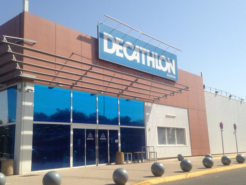 Decathlon ollioules magasin de sport 497 chemin for Horaire decathlon provins