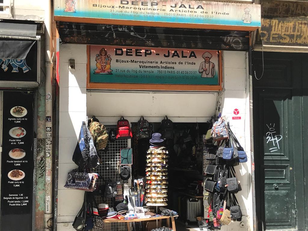 Deep-Jala - Linge de maison, 21 rue du Faubourg du Temple 75010 ...