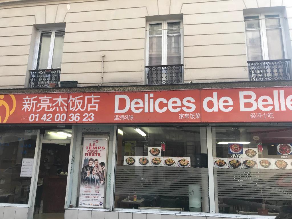 D U00e9lices De Belleville