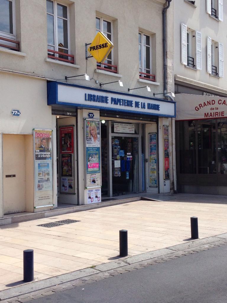 Presse librairie delord journaux presse et magazines for 7 avenue du general de gaulle maison alfort