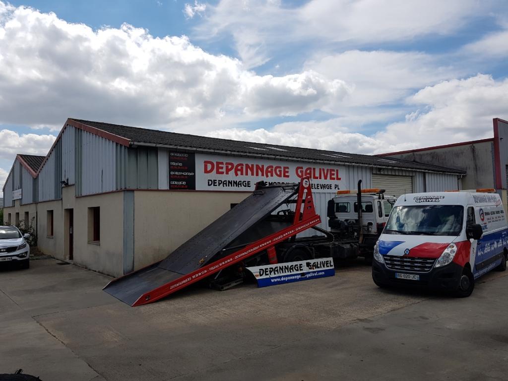 D pannage galivel garage poids lourds all e communel for Garage poids lourds angers