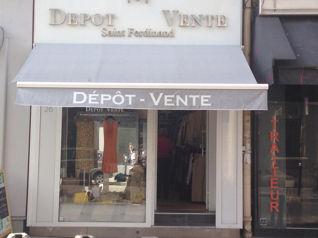 depot vente st ferdinand d p t vente de v tements 26 rue saint ferdinand 75017 paris. Black Bedroom Furniture Sets. Home Design Ideas