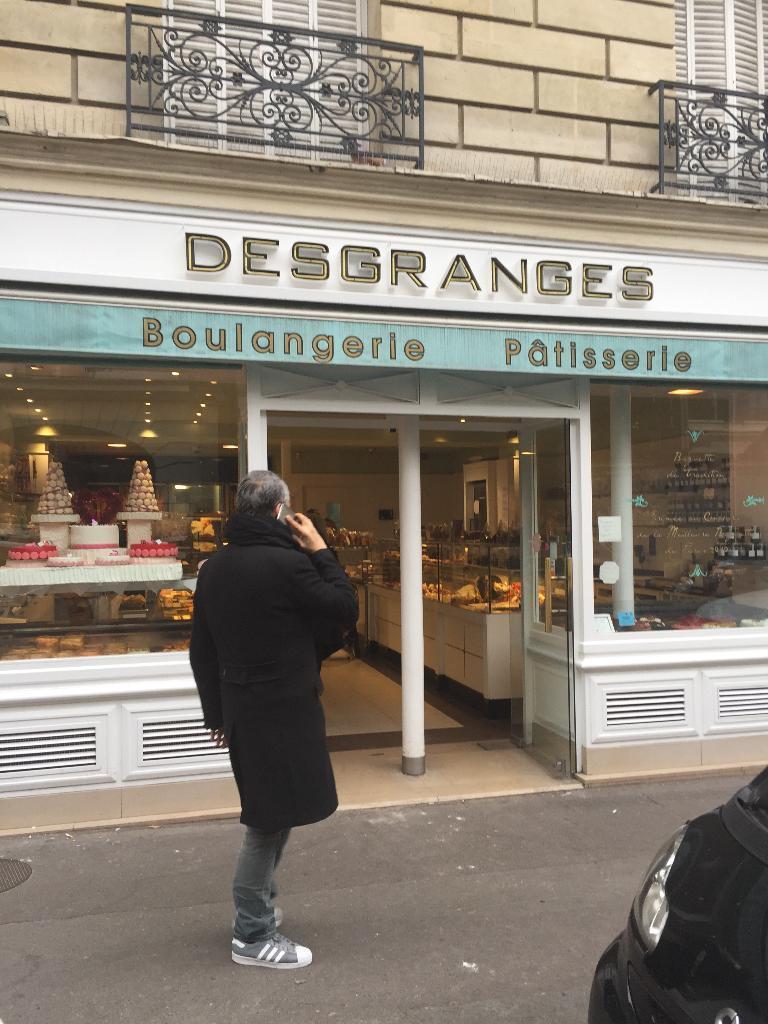Boulangerie grande rue garches