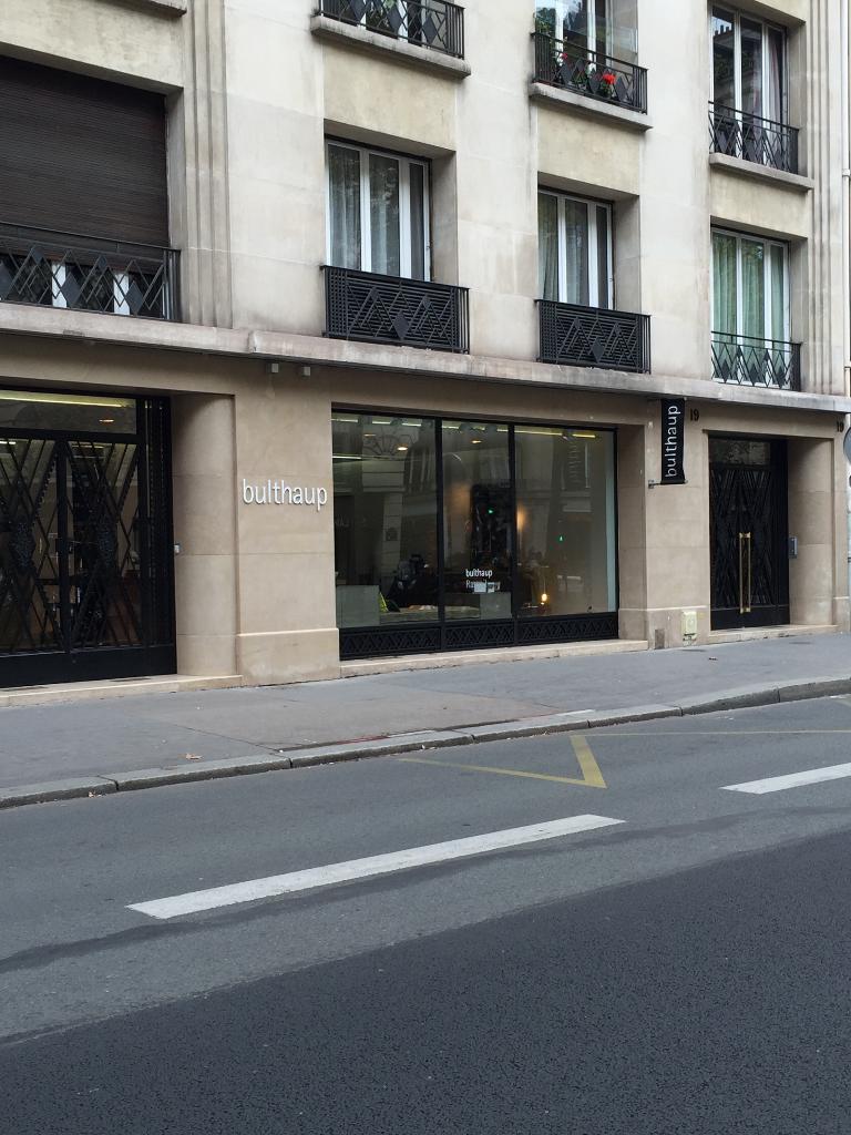 Meuble Salle De Bain Twist ~ Bulthaup Vente Et Installation De Cuisines 19 Boulevard Raspail