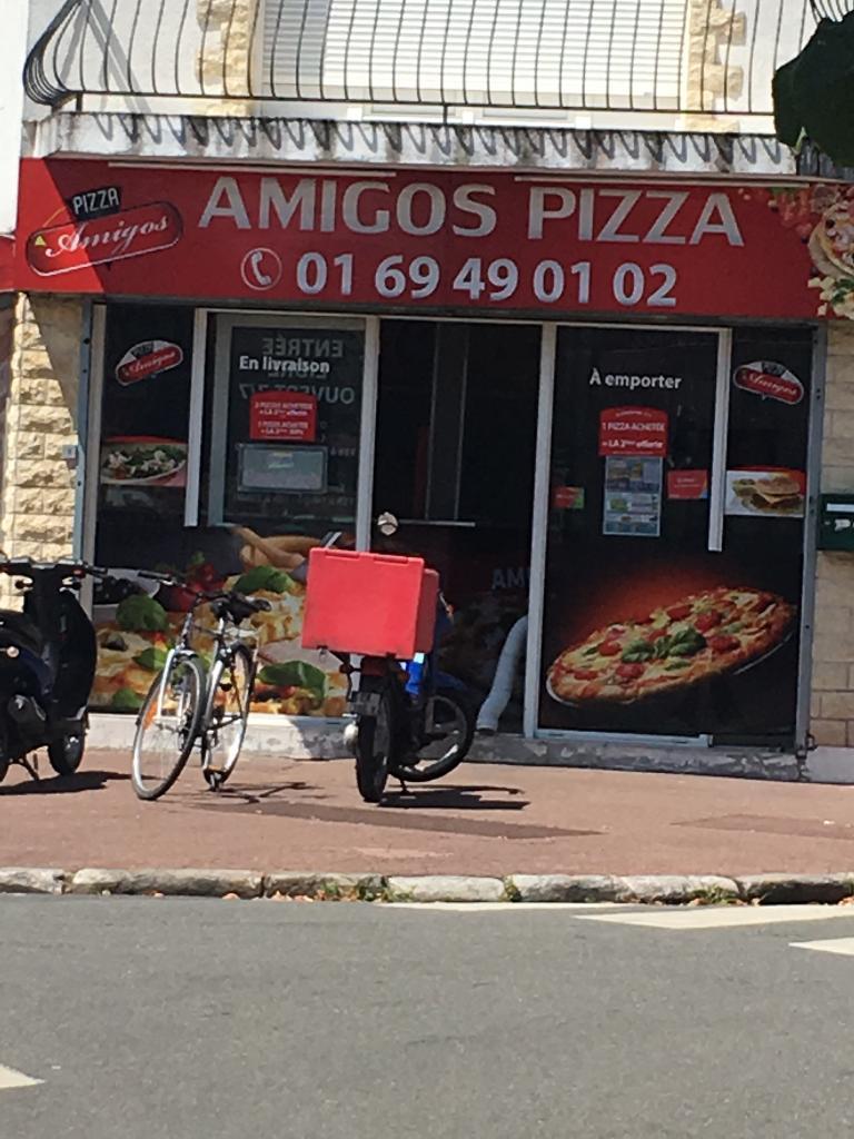 Di Family Pizza Restaurant 43 Bis Avenue Vigneux 91230 Montgeron