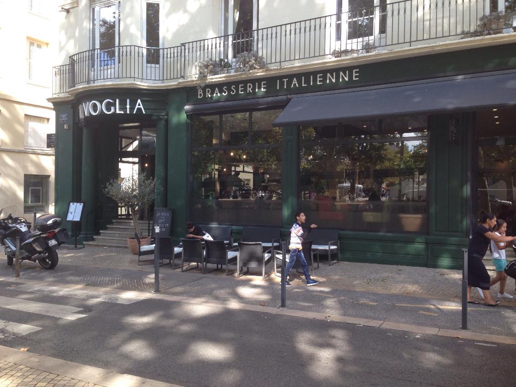Di Voglia Restaurant Saint Etienne