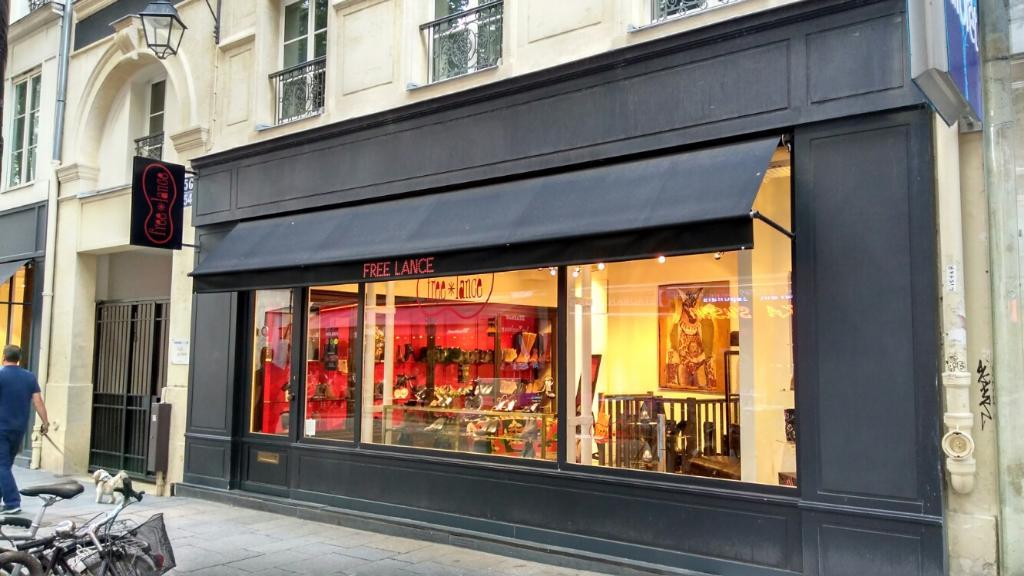 663066fbb2 Free Lance, 54 r Montmartre, 75002 Paris - Magasin de chaussures (adresse,  horaires, avis)