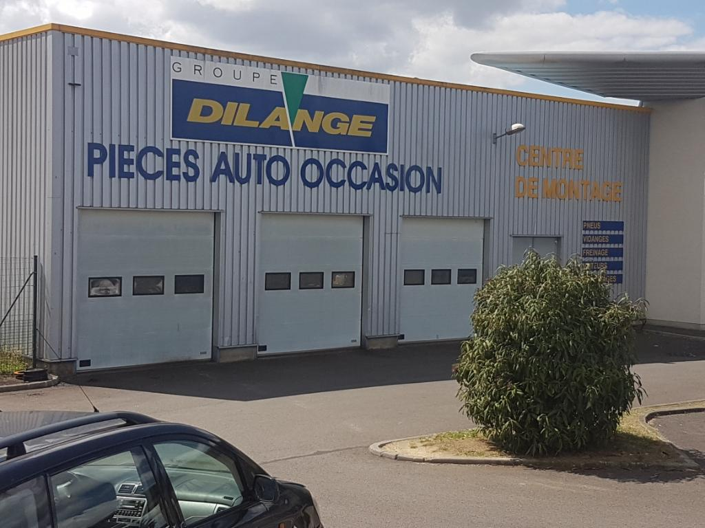 Dilange garage automobile rue emile souvestre 35136 for Garage ad st coulomb