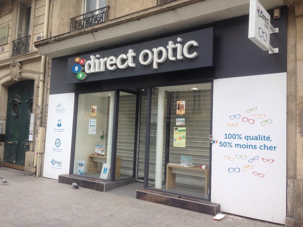 f8f6ffec2091fe Direct Optic Paris - Opticien (adresse, horaires)