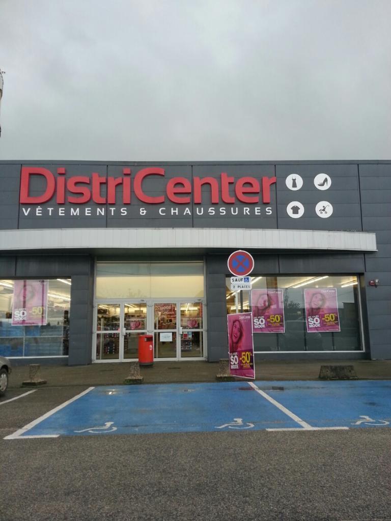 bb44ab6bb15c DistriCenter, 2441 rte Paris, 76520 Franqueville Saint Pierre - Magasins de  vêtement (adresse, horaires, avis)