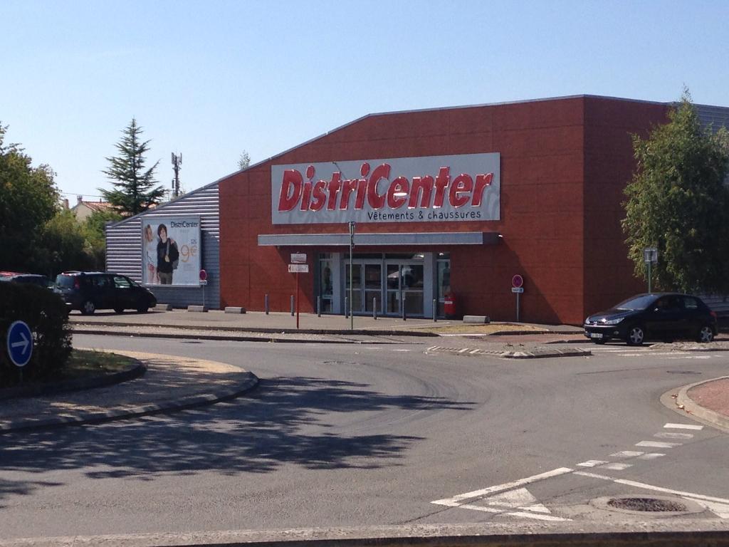 DistriCenter, 32 av Angouleme, 16100 Châteaubernard - Magasins de vêtement  (adresse, horaires, avis) 9741e219823