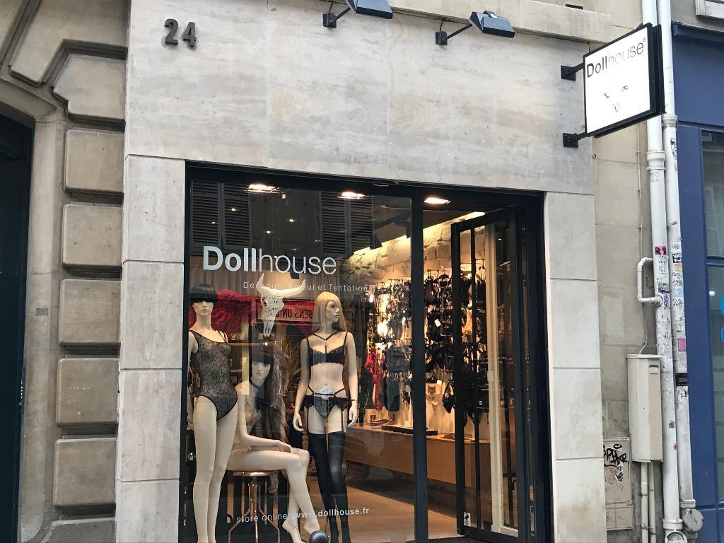 Dollhouse - Lingerie, 24 rue Roi de Sicile 75004 Paris - Adresse ...