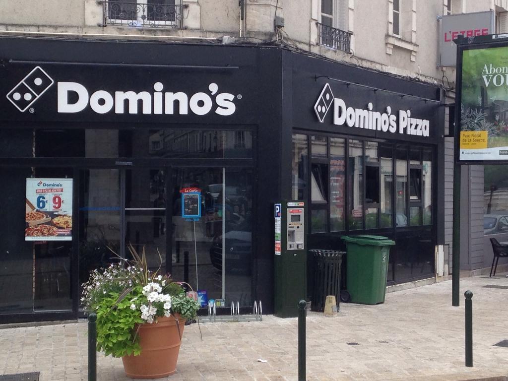 Restaurant Place Du Chatelet Orleans