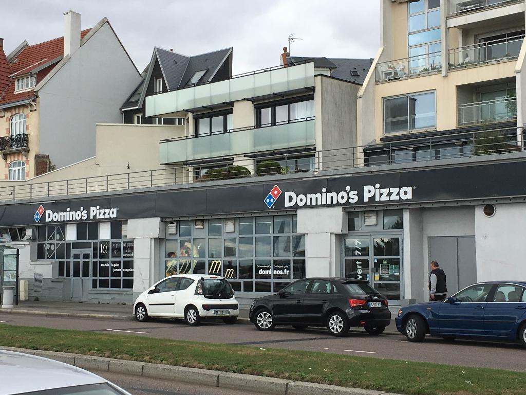 domino 39 s pizza le havre plage restaurant 42 boulevard albert 1er 76600 le havre adresse. Black Bedroom Furniture Sets. Home Design Ideas