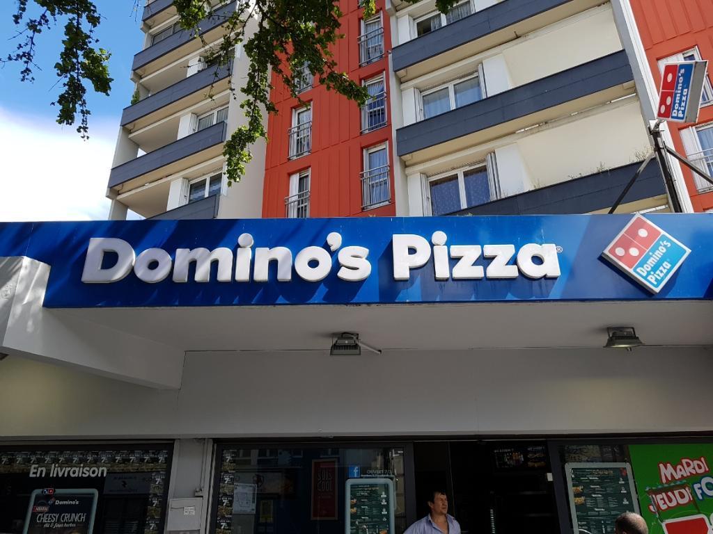 domino 39 s pizza saint ouen restaurant 107 avenue gabriel p ri 93400 saint ouen adresse horaire. Black Bedroom Furniture Sets. Home Design Ideas