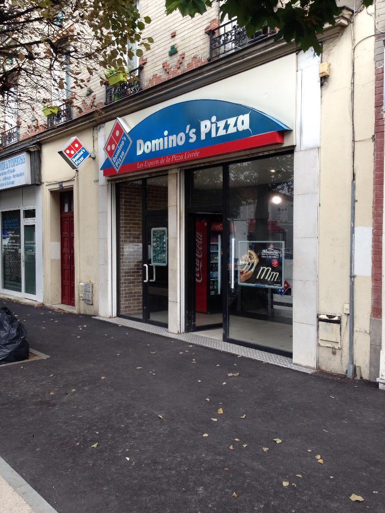 Domino 39 s pizza maisons alfort restaurant 177 avenue du for 7 avenue du general de gaulle maison alfort