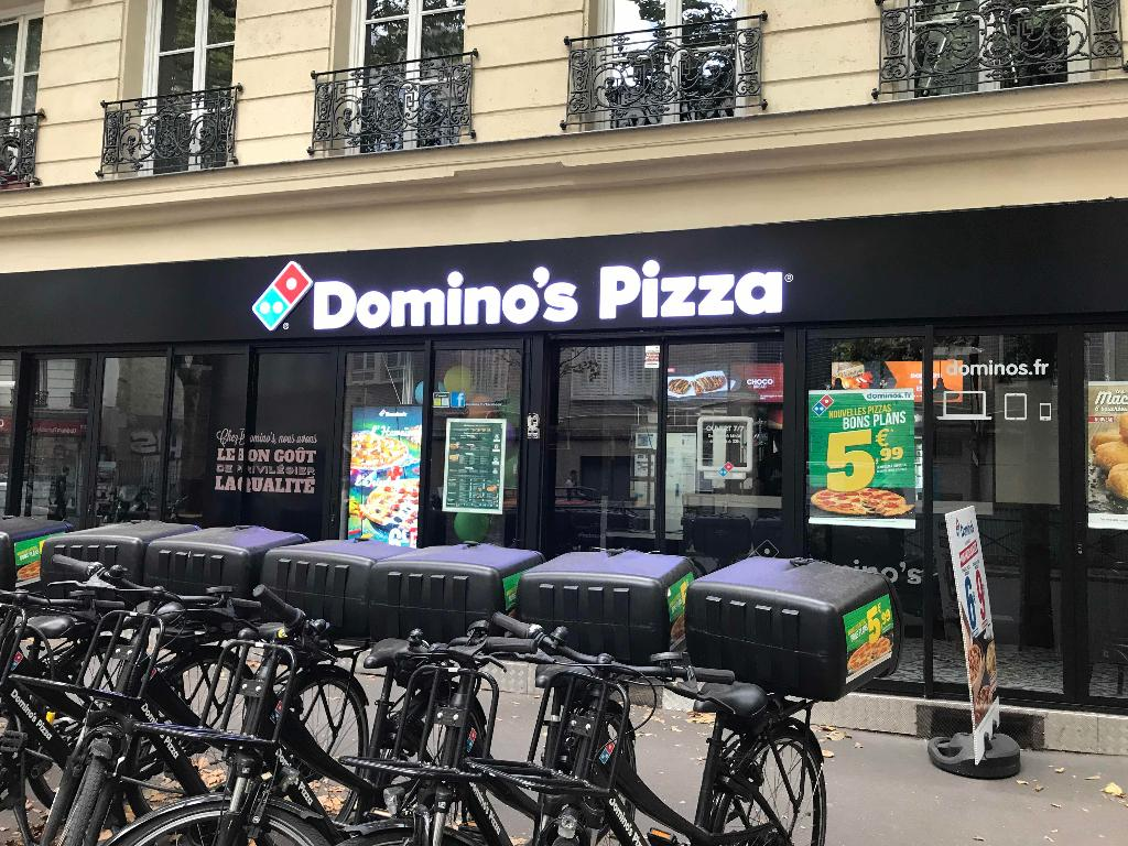 domino 39 s pizza paris 20 belleville restaurant 391 rue des pyr n es 75020 paris adresse horaire. Black Bedroom Furniture Sets. Home Design Ideas