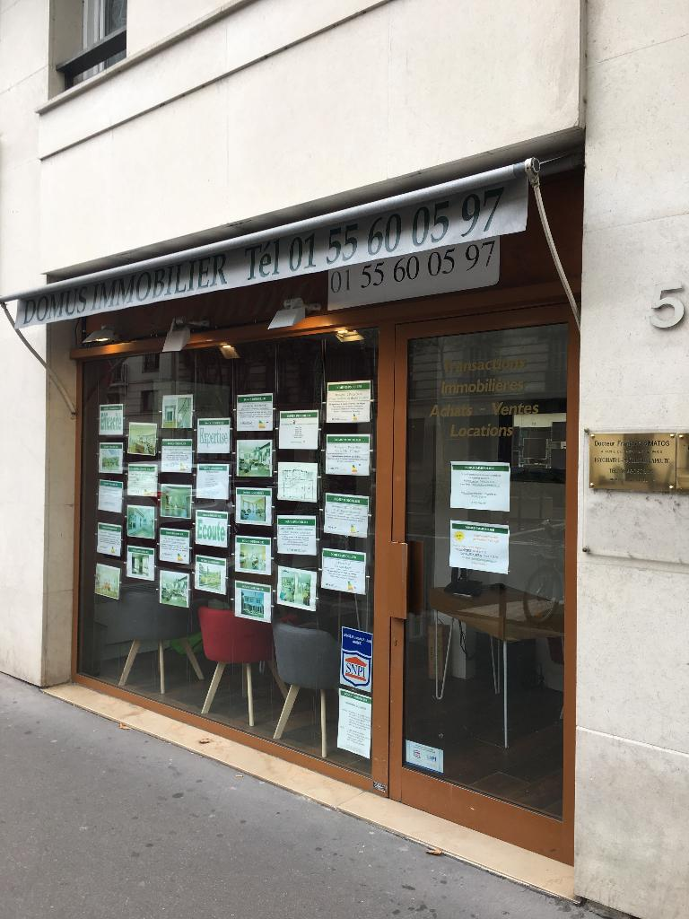 Domus immobilier agence immobili re 51 boulevard jean for Agence immobiliere 3f boulogne billancourt