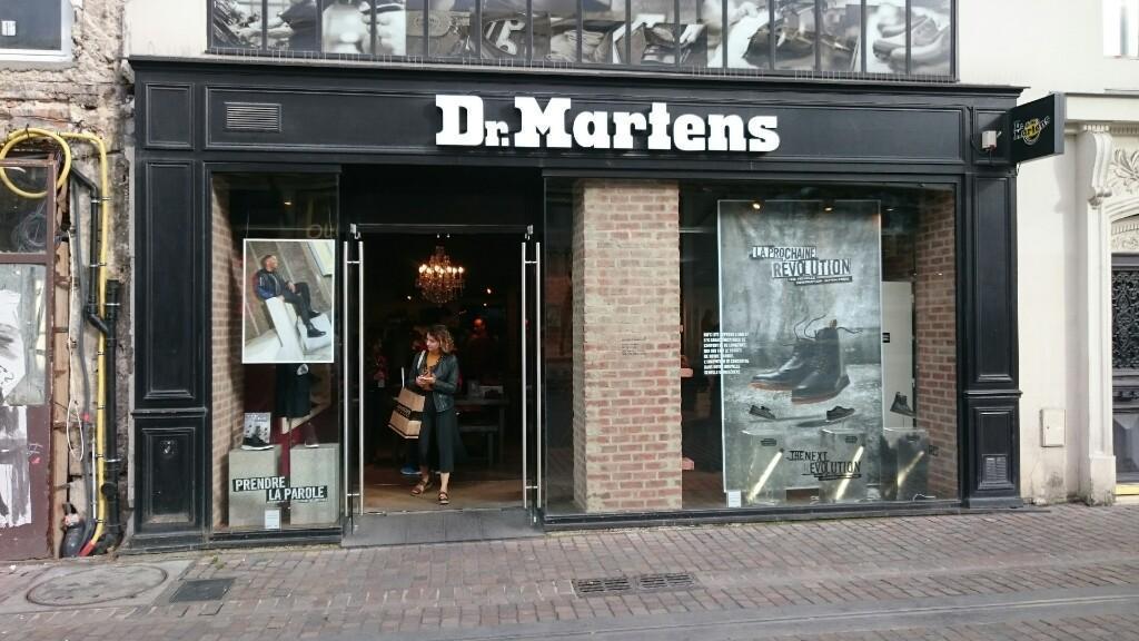 dr martens store chaussures 12 rue pierre lescot 75001 paris adresse horaire. Black Bedroom Furniture Sets. Home Design Ideas