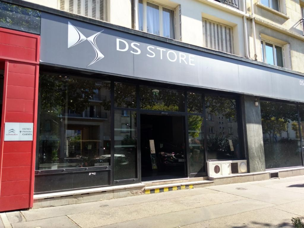 Ds store vincennes garage automobile 120 avenue de for Garage automobile paris 13