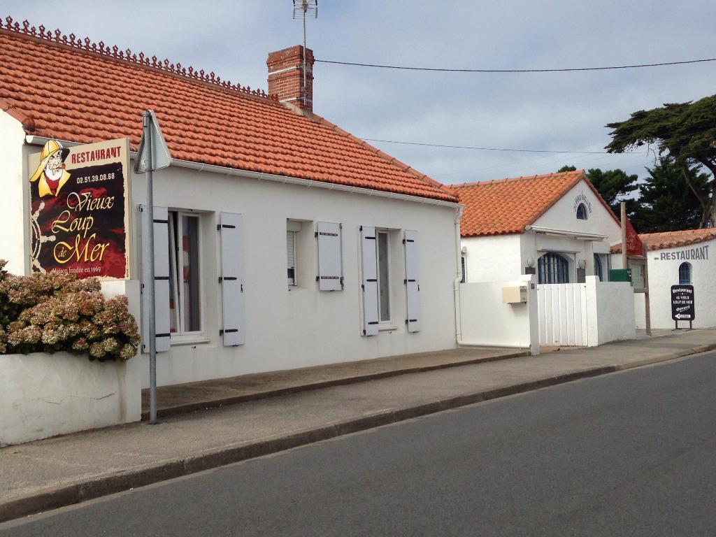 Du Vieux Loups De Mer Restaurant 97 Avenue Mourain 85330