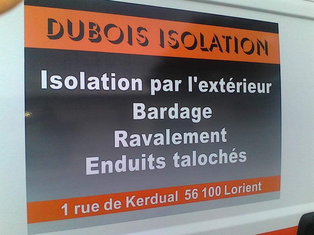 Serrurier Lorient avec dubois isolation - travaux d'isolation, 1 rue kerdual 56100 lorient