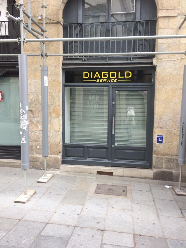 Diagold service bijoux 8 rue estr es 35000 rennes for Horaire castorama rennes