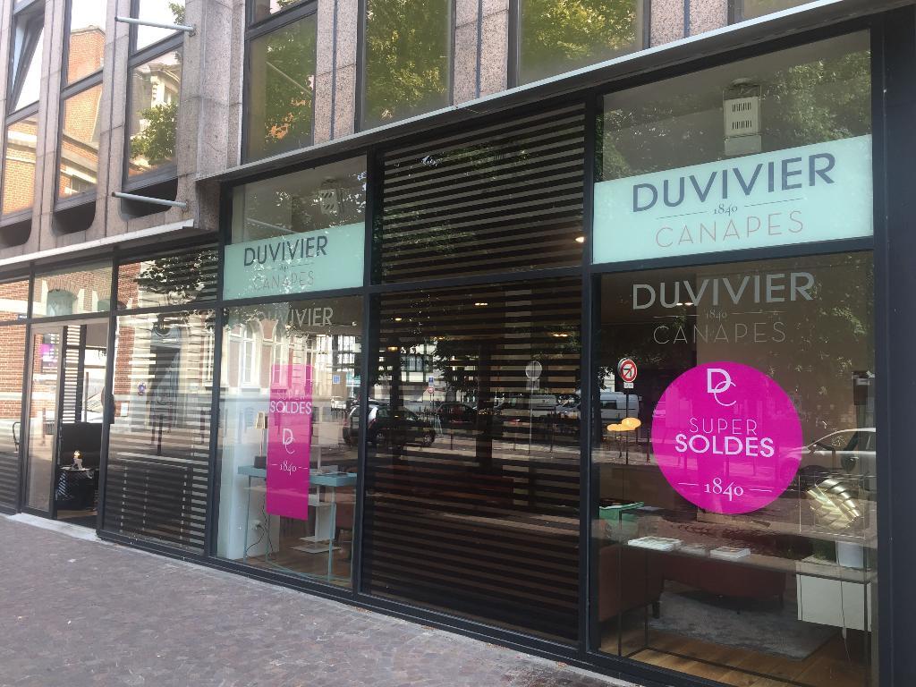 Duvivier canap s magasin de d coration 18 rue de pas 59000 lille adresse - Lapeyre rue des halles ...