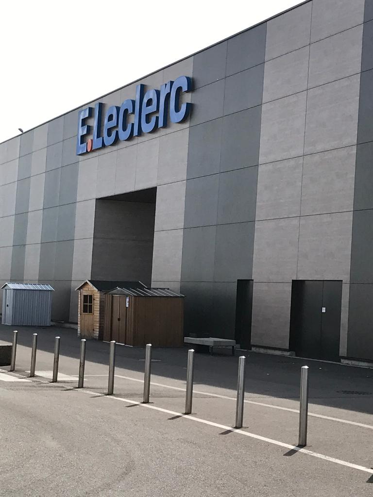 E leclerc supermarch hypermarch 1 rue s ville 68300 saint louis adresse horaire - Horaire leclerc saint aunes ...