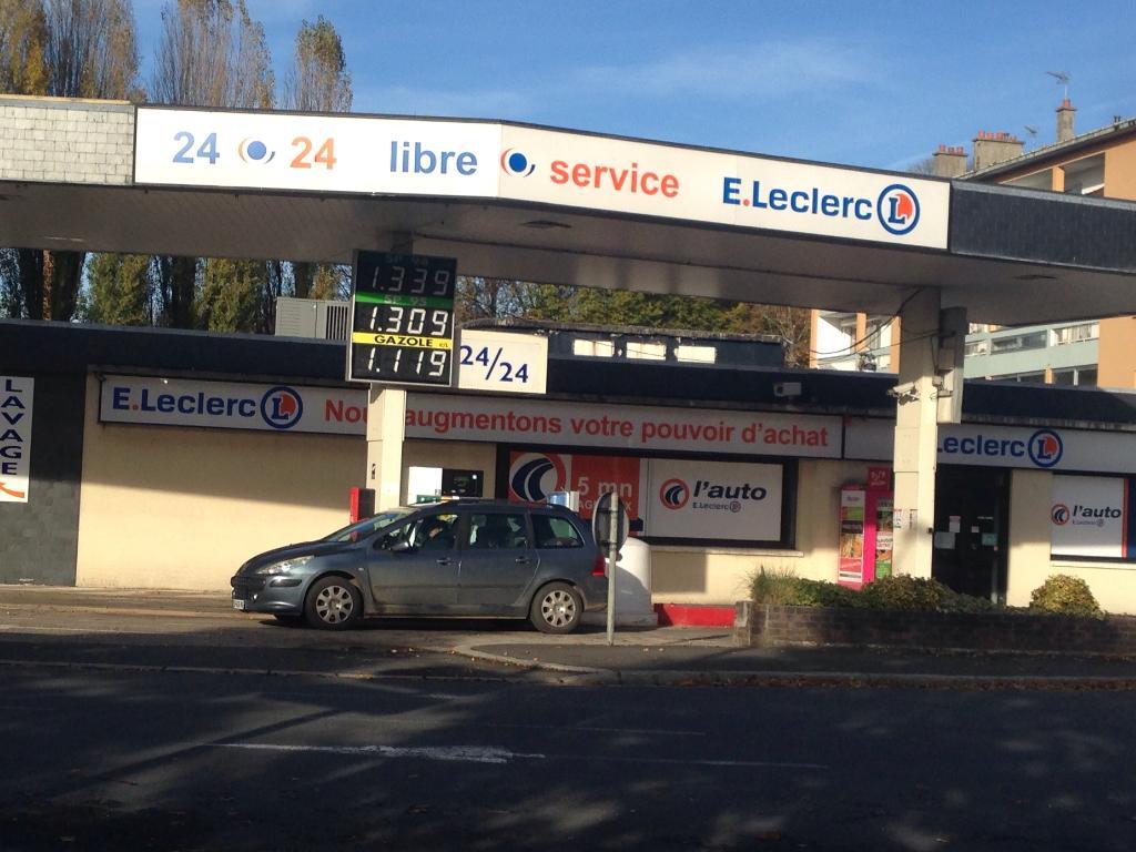 Optique E.Leclerc - Supermarché, hypermarché, parc Odyssée