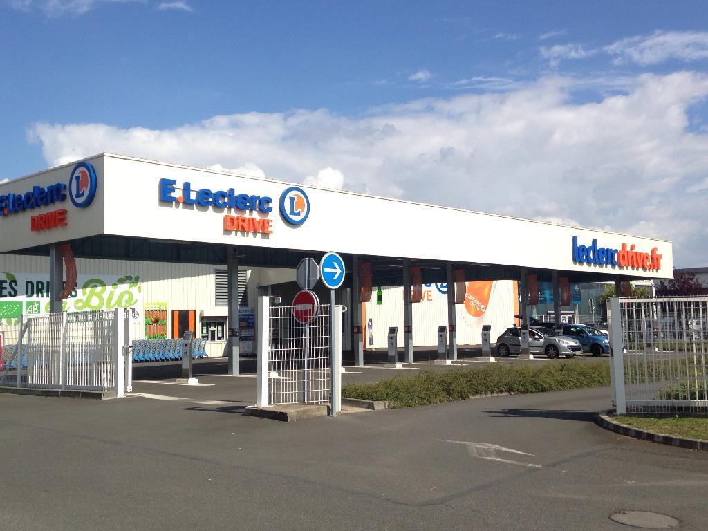 E leclerc drive supermarch hypermarch 12 rue andr dessaux 45400 fleury les aubrais - Leclerc jardin fleury les aubrais horaires ...