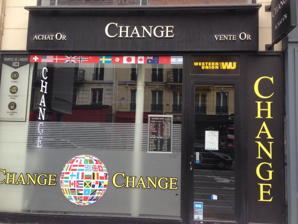 Abacor Change Et Or Bureau De Change 13 Rue De Rivoli 75004
