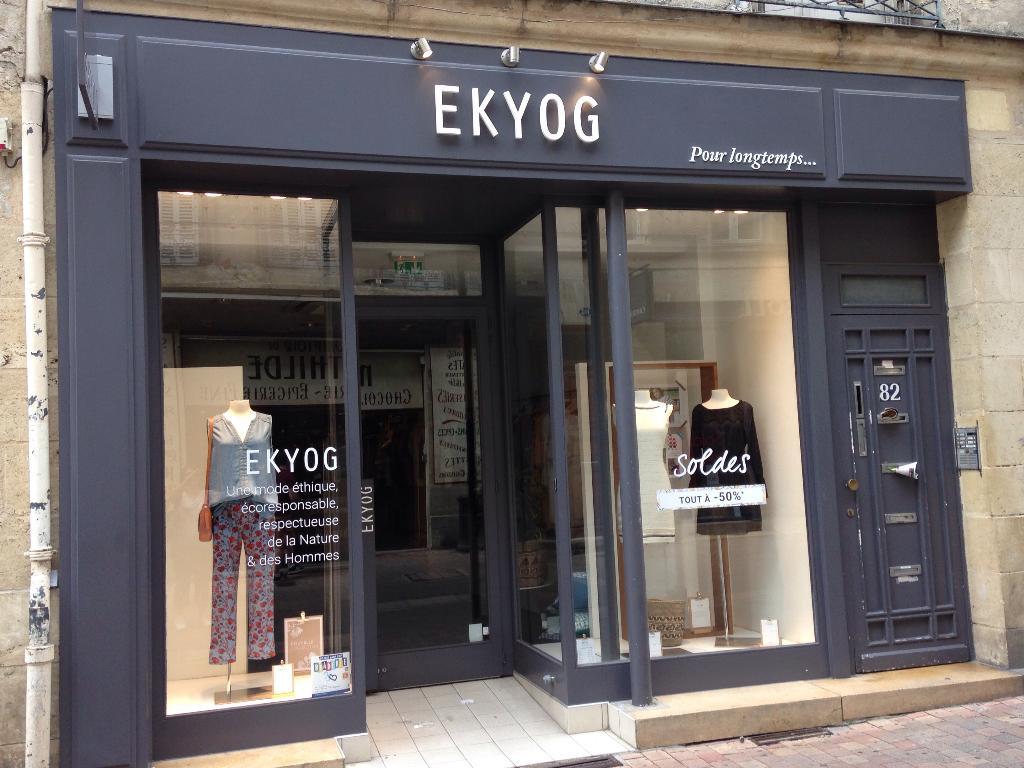 baacbb4a98e7 Ekyog, 82 r Porte Dijeaux, 33000 Bordeaux - Magasins de vêtement (adresse,  horaires, avis)