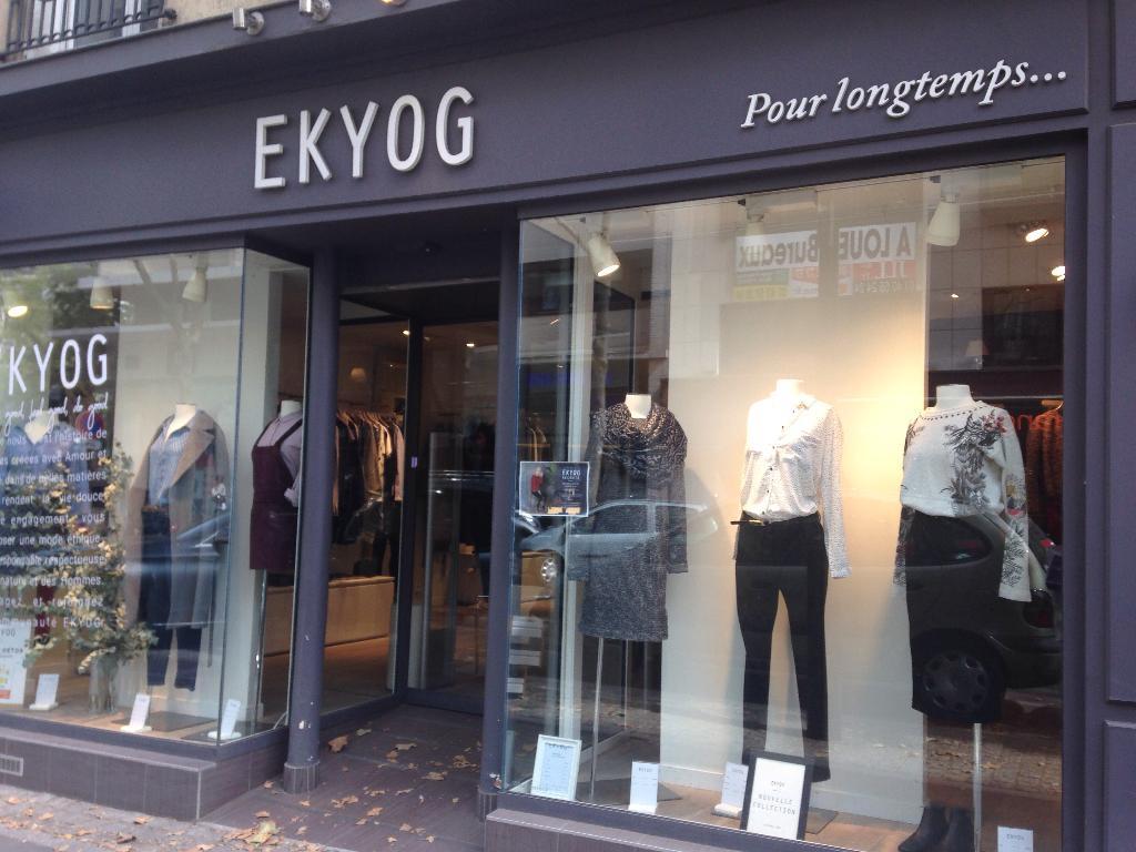 c5bdbf532c7c EKYOG, 107 bd Jean Jaurès, 92100 Boulogne Billancourt - Magasins de  vêtement (adresse, horaires, avis)