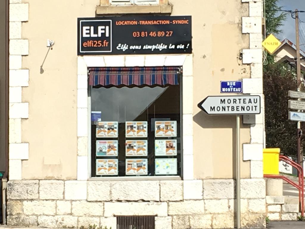 ELFI - Agence immobilière, 2 rue Morteau 25300 Pontarlier - Adresse ... 1a78478290fb